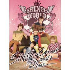 K-pop SHINEE - SHINEE The 2nd Concert Album: SHINEE World 2 in Seoul (SNEE02L)