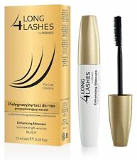neu AA OCEANIC LONG 4 LASHES Pflegende Mascara- Wimpernserum Schwarz 10 ml