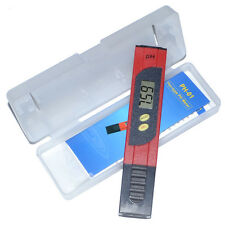 High Precision Portable PH Meter Tester Acidity Meter Water Analyser 0.00-14.00