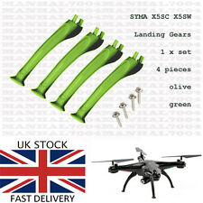 Syma X5SC X5SW Landing Gears Skids (green) - Spare Parts for Quadcopter Drone