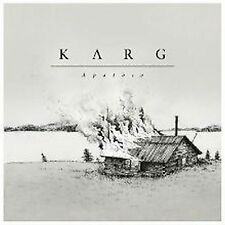Karg - Apathie  LP Black Metal