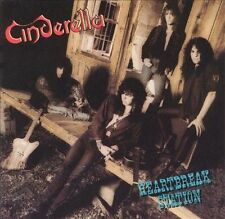 Heartbreak Station by Cinderella (CD, Apr-2006, Universal Special Products)