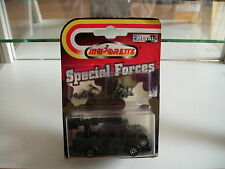 Majorette Special Forces Weapon Truck in Army Green + Blister
