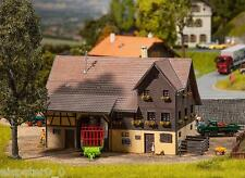 Organic Farm, Faller Model Building Kit Miniatures H0 (1:87), Item 130548