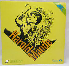 Harold and Maude Laserdisc Extended Play Paramount Home Video