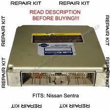 Repair kit Fits 00-02 Nissan Sentra Engine Computer ECU ECM PCM Cure Misfire