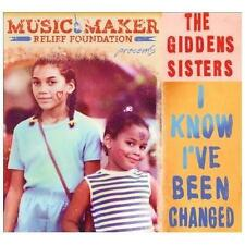 I Know I've Been Changed [Digipak] by The Giddens Sisters (CD, Apr-2013, Fat...