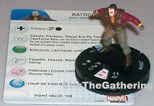 BATROC 104 Captain America: The Winter Soldier Marvel HeroClix