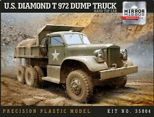 Mirror Models 35804 1/35 US Diamond T 972 Dump Truck (early)