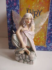 FAIRY SITE FAERIE  KEEPER OF SECRETS  BY SELENA FENECH NEW IN BOX
