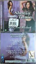 Shania Twain – Wild & Wicked  Cd Sigillato Sealed