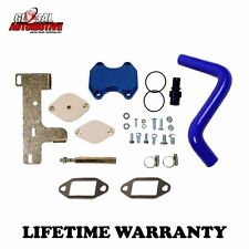 NEW COMPLETE EGR DELETE KIT 10-14 DODGE RAM 2500 3500 for L6 6.7L CUMMINS DIESEL