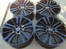 "20"" NEW BLACK OEM ORIGINAL FACTORY RANGE ROVER SPORT SUPERCHARGED STYLE-3 WHEELS"