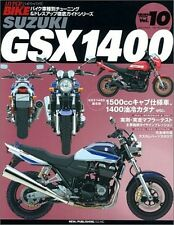 Hyper Bike #10 SUZUKI GSX1400 Tuning & Dress Up Guide Mechanical Book