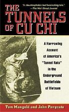 The Tunnels of Cu Chi Book~True Story Vietnam War's Underground Tunnel Rats~NEW