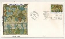COVER UNITED STATES UNITED NATIONS NEW YORK  USA ETATS UNIS. L705