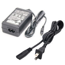 AC Power Adapter Charger & Cable for SONY Handycam DCR-DVD92E DCR-SR45 HDR-CX360