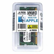 2GB Module Apple Macbook iMac  A1225 A1224 PC2-6400 800 Mhz Sodimm  Memory Ram