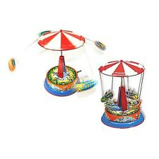 Banda stagnata GONDOLA GIOSTRE CAROUSEL, tin toy, MADE IN GERMANY