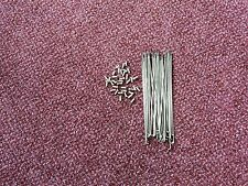 Raleigh chopper Grifter rear wheel spokes (Stainless steel)