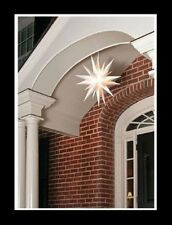 """21"""" CHRISTMAS LIGHTED MORAVIAN STAR INDOOR/OUTDOOR DECORATION"""