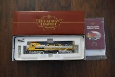 Broadway Limited AT&SF #8153 GE C30-7 2 Window Locomotive HO NIB 483