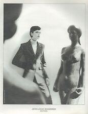 ▬► PUBLICITE ADVERTISING AD JEAN-LOUIS SCHERRER 1997