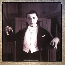DRACULA Coaster Universal Pictures Bella Lugosi Monsters Halloween Ceramic Tile