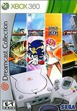 SEGA Dreamcast Collection XBOX 360 NEW! SONIC, CRAZY TAXI, SEGA BASS FISHING