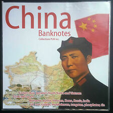 BANKNOTES OF CHINA COLLECTION IN SOUVENIR BOOKLET - MINT CONDITION BILLS - B10