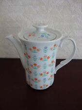 Judith Raices for the Toscany Collection~Fine Porcelain Coffee Pot ~ Japan ~ Euc