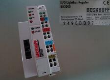 Beckhoff BK2000 Lightbus-Buskoppler Lichtbuskoppler 1-3 #443