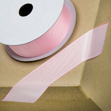 10 metres of Grosgrain Ribbon - 10mm  16mm  25mm 38mm widths  Various colours