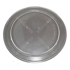 Microwave Glass Turntable 360mm Flat Fits LG and Maytag Universal
