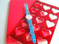 """Swatch querida Special """"Heartbeat Love"""" + artículo nuevo + tracas-precio!!!"""