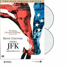 Jfk - Kevin Costner Movie (DVD, 2-Disc Special Edition) - Brand New!!