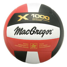 MacGregor X1000 Composite Volleyball White