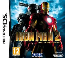 Nintendo DS Iron Man 2 Game for DSI NDS XL Lite NEW