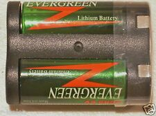 1 pc EVERGREEN 2CR5 Photo 6v lithium battery DL 245 EL2CR5 EXPIRE 06/2025