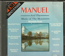 Manuel And The Music Of The Mountains: Mountain Fiesta      CD