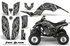 YAMAHA RAPTOR 660 GRAPHICS KIT CREATORX DECALS STICKERS FBS