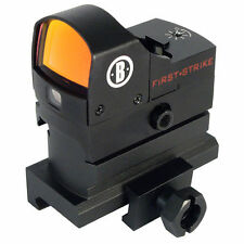 Bushnell First Strike 5 MOA Reflex Dot, Hi-Rise Mount AR730005