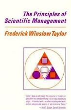 The Principles of Scientific Management Taylor, Frederick Winslow Paperback