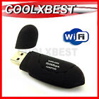 R-LINK MINI USB WIRELESS WIFI ADAPTOR DONGLE 150MBPS 802.11 HOME OFFICE NETWORK
