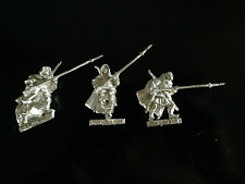 Warhammer Lord of The Rings LOTR - 3x Grey Company Very Rare Metal OOP