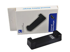 Universal Travel Camera Battery Charger Sony Nikon Fuji Panasonic Canon