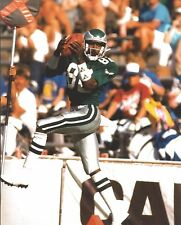 MIKE QUICK 8X10 PHOTO PHILADELPHIA EAGLES PICTURE