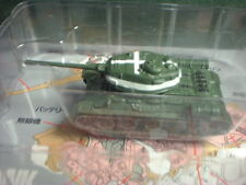 1/144 World Tank Museum Vol.1 #15 T34/85 Mark, No BOX