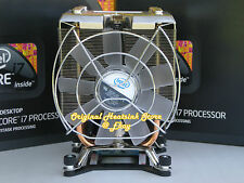 Intel i7 Extreme Cooler Fan Heatsink For i7 990X Processor LGA1366 - New (No CPU