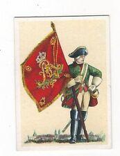 4/725 SAMMELBILD FAHNE VOM CHEVAUXLEGERS-RGT.PRINZ KARL VON CURLAND(SACHSEN)1735